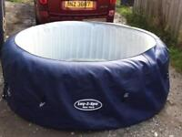 Lay-z-spa New York jacuzzi (sold )
