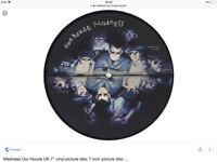 Madness our house picture disk