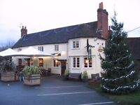 Sous Chef position available, £20k-23k w/ Live in, DOE, Full time, White Hart Sherfield on Loddon,