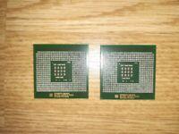 Two Intel Xeon SL7PF 3200DP 3.20GHz / 1MB / 800MHz FSB Socket 604 CPU Server