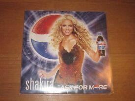 shakiera ask for more pepsi promo cd rare