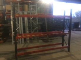 SPERRIN WORKSHOP WAREHOUSE GARAGE SHED CONTAINER PALLET RACKING UNIT BAY