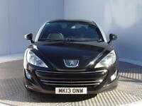 Peugeot RCZ HDI SPORT (black) 2012-11-29