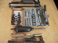 SOCKET SET AND TOOLS