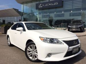 2015 Lexus ES 350 Touring Pkg Navi Sunroof Bluetooth Back Up Cam