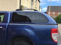 Ford ranger truckman top 2012 up