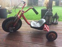 Lightyear Red Trike