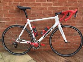 Planet X Pro Carbon, size 54 cm , full carbon road bike.