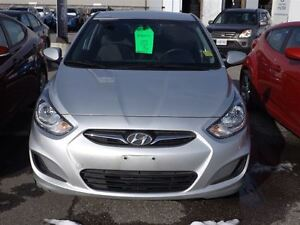 2014 Hyundai Accent GL | HEATED SEATS | BLUETOOTH | CRUISE Stratford Kitchener Area image 1