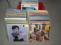 Big Job Lot Collection of Vinyl LPs including Box Sets