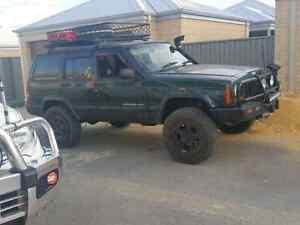 Xj jeep cherokee Alkimos Wanneroo Area Preview