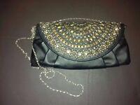 a party handbag
