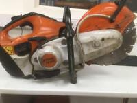 Ts410 Stihl saw