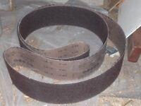 Power sanding belt (endless)