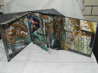4 Doctor Who box sets DVDS pristine