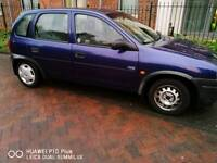 CORSA 1.2 PETROL 88000 MILES ONE OWNER
