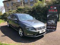 2012 62 VW PASSAT 1.6 TDI SE BLUEMOTION 1 YEAR WARRANTY SAT NAV diesel sport 2.0 gt a4 s line a6 fr