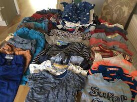 9-12 month baby boy bundle