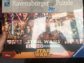 Brand new sealed Star Wars jigsaw puzzle