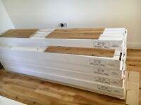 28 SqM Unused Solid Oak Flooring - unopened