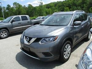 2015 Nissan Rogue S/CARPROOF CLEAN/CLOTH/BACKUP CAM/HEATED SEATS