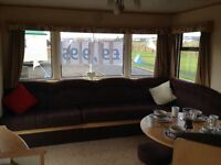 Fantastic Starter Caravan On Scotlands West Coast At Sandylands Saltcoats