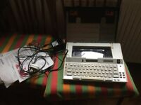 Personal multiprinter silver reed exd 10 Free