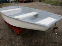 8ft2 grp pram dinghy