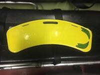 Patient Slide Banana Board