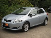 beautiful 2008 toyota auris 1.6.only 73000 miles.6 month warranty