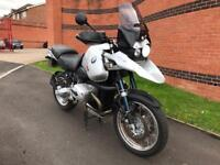 2003 BMW R1150GS WITH 6 MONTHS WARRANTY AND NATIONWIDE RECOVERY, FINANCE, PX