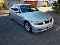 2006 BMW 3 Series 2.0 320d ES 4dr Manual @07445775115
