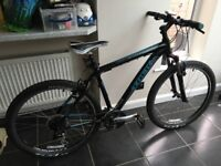 Ladies Trek Skye SL mountain bike