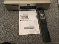 Toshiba SD-3109 Home Theater Dual Disc DVD Video hdcd