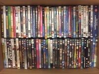 000s great quality second hand DVD's/CD's from £0.10 each