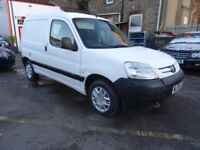 2008 Peugeot Partner 1.6 HDi 600 Professional 4dr 1 FORMER KEEPER FULL SER HIS