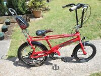 REDUCED - RALEIGH CHOPPER MK3 'THE HOT ONE' SPECIAL EDITION