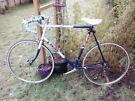 Raleigh Winner Racing Bike - 90s vintage?