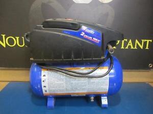 Compresseur 2 gallons de marque Campbell Hausfeld