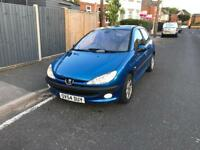 Peugeot 206 1.4 HDi SE 5dr (£30 tax, Low Insurance, Low Mileage)