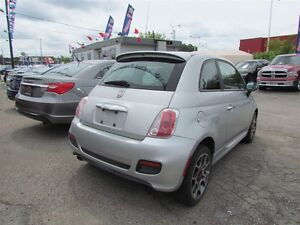 2012 Fiat 500 Sport * LEATHER * POWER ROOF London Ontario image 6
