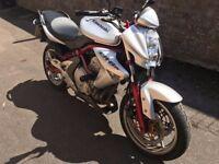 Kawasaki ER-6N 650cc Naked Motorcycle 06 Plate 22k Miles - Perfect Christmas Gift