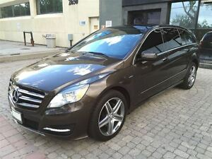 2012 Mercedes-Benz R-Class R350 BlueTEC | heated steering | navi