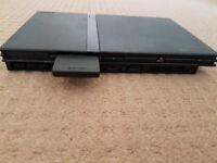 Sony Playstation 2 console... Sony Playstation 2 console