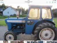 Ford 3000 Super Dexta Tractor