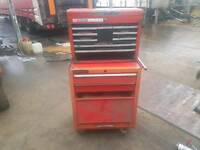 Toolbox Top & Bottom Cab Sykes Facom