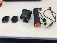 Go-Pro Hero Session HD Waterproof Camera Handler Bundle