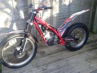 Gas Gas Trial Bike Pro 125cc