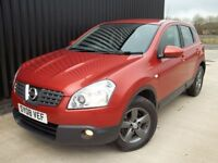 2008 Nissan Qashqai 2.0 dCi Acenta 5dr Diesel Great Spec 3 Months Warranty May Px/Swap