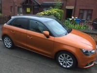 Audi A1 sport tdi 1.6 5 door for sale reduces £7150 No tax required